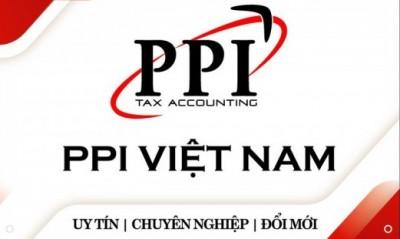 Setup bộ máy kế toán nội bộ PPI Việt Nam